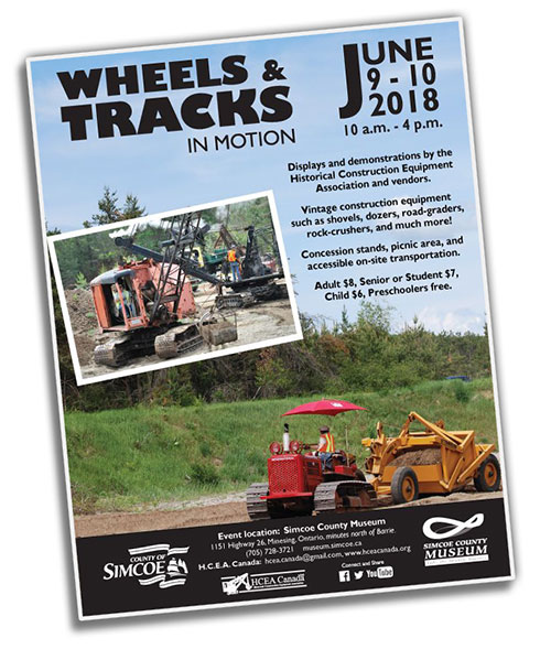 HCEA Canada Wheels & Tracks Spring Event
